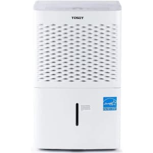 Tosot 4,500-sq. ft. Energy Star Dehumidifier for $222