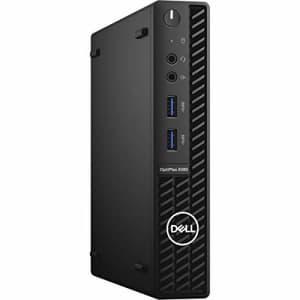 Dell OptiPlex 3000 3080 Desktop Computer - Intel Core i3 10th Gen i3-10100T Quad-core (4 Core) 3GHz for $690