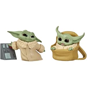 Hasbro Star Wars The Bounty Collection Series The Child Collectible Toys 2-Pack for $15