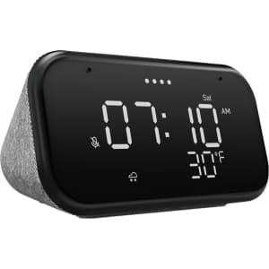 Lenovo Smart Clock Essential for $30