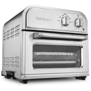 Cuisinart Compact Stainless Steel Air Fryer Oven for $100