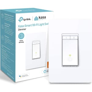 TP-Link Smart Wi-Fi Light Switch for $17