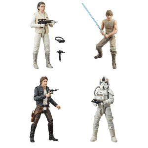 Hasbro Star Wars Figures at eBay: Up to 70% off