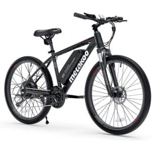 """Metakoo Cybertrack 100 26"""" Electric Bike for $640"""