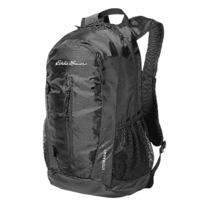 Eddie Bauer Stowaway Packable 20L Daypack for $15