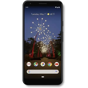 Unlocked Google Pixel 3A XL 64GB Android Smartphone for $280
