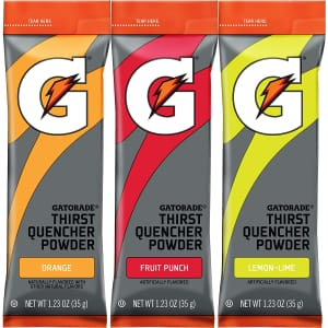 Gatorade Thirst Quencher Powder Stick 30-Pack for $13 w/ Prime