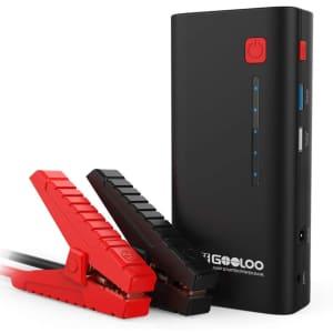 Gooloo 18,000mAh Power Bank & Jump Starter for $70