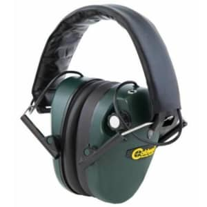 Caldwell E-Max Electronic Hearing Protection Low-Profile Ear Muffs for $23