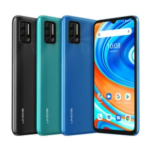 Umidigi A9 64GB Android Smartphone for $99