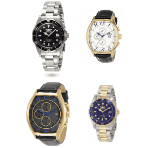 Invicta Watches at eBay: from $50