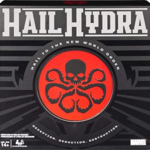 Marvel Hail Hydra Board Game for $15