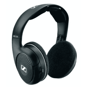 Certified Refurb Sennheiser Wireless RF Headphones for $60