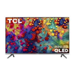 TCL 55R635 / 55R635 / 55R635 55 inch 6-Series 4k QLED Dolby Vision HDR Smart Roku TV (Renewed) for $950