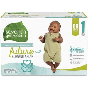 Baby Diapers and Wipes at Amazon: Up to 40% off w/ Prime