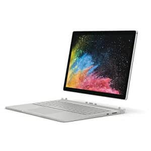 "Microsoft Surface Book 13.5"" (Intel Core i5, 8GB RAM, 256 GB) for $1,194"