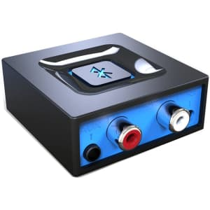 Esinkin Bluetooth Audio Adapter for $23