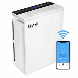 LEVOIT Smart Wi-Fi Air Purifier for Home True HEPA Filter, Smoke Eater and Odor Eliminator, Cleaner for $159