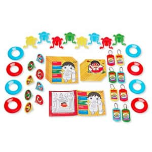 American Greetings Ryan's World Party Supplies, Party Favor Pack (48-Count) for $14