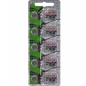 Maxell SR920SW (371) Box of 100 Batteries for $70
