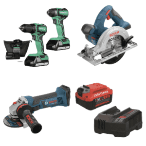 Power Tools at Lowe's: Buy One, Get 2nd free