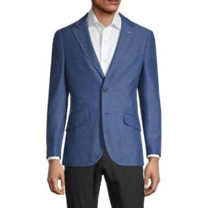 Saks Off 5th Men's Suiting Event: Up to 70% off