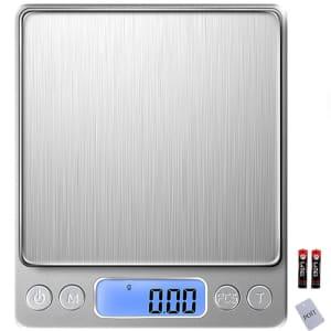 Poit Digital Kitchen Scale for $9