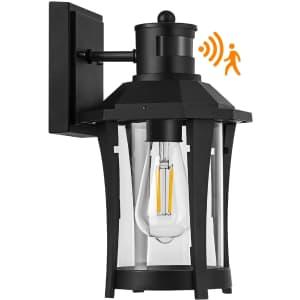 Wihtu Motion Sensor Outdoor Light for $31