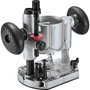 Makita 196094-2 Compact Router Plunge Base for $102
