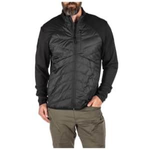 5.11 Tactical Men's Peninsula Hybrid Jacket for $44