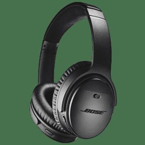 Bose QuietComfort 35 Series II Noise Cancelling Bluetooth Headphones for $299