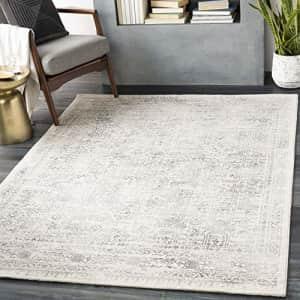"Artistic Weavers Klaudia Area Rug 7'10"" x 10', Light Grey for $141"