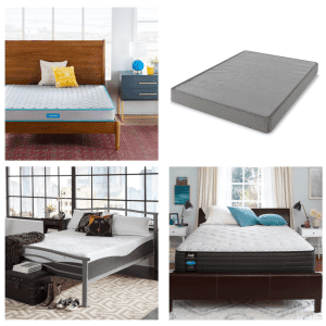 Overstock Mattress Sale at Overstock.com: Memory foam models from $108
