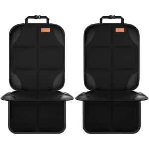Smart Elf Car Seat Protector 2-Pack for $19