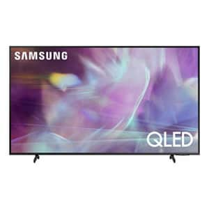 SAMSUNG 55-Inch Class QLED Q60A Series - 4K UHD Dual LED Quantum HDR Smart TV with Alexa Built-in for $798