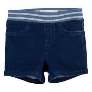 Levi's Girls' Pull On Shorty Shorts, Bye Felicia, 8 for $38