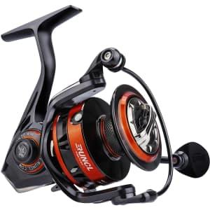Runcl Rushmore Spinning Fishing Reel for $24