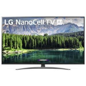 """LG 75"""" 4K HDR IPS LED UHD Smart TV for $1,800"""