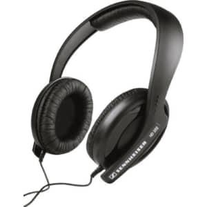 Sennheiser HD 202 II Professional Headphones (Black) for $32