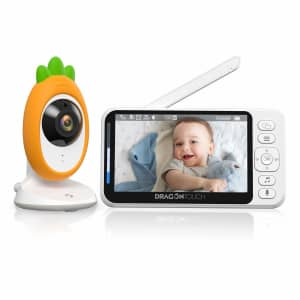 Dragon Touch Video Baby Monitor for $90