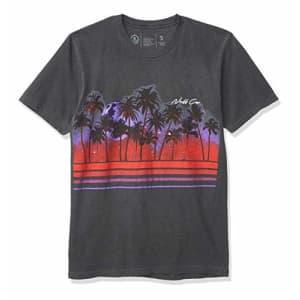 NEFF Men's Graphic Design T-Shirt, Vintage Black, Small for $28