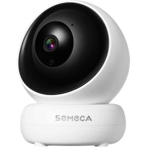 Semeca 1080p Indoor Smart Camera for $22