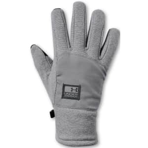 Under Armour Men's ColdGear Infrared Tech Touch Gloves for $18