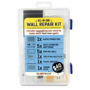 SlobProof Wall Repair Kit for $10