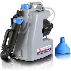 AlphaWorks Disinfectant Fogger Machine for $102