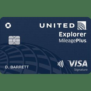 United℠ Explorer Card: Earn up to 65,000 bonus miles