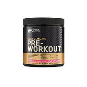 Optimum Nutrition Gold Standard Pre-Workout, Vitamin D for Immune Support, with Creatine, for $29
