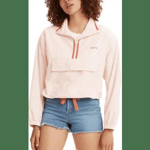Levi's Women's Nora Windbreaker for $20