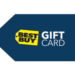 $10 Best Buy Gift Card: free w/ $100 Apple Gift Card