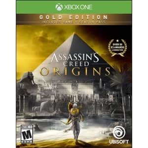 Ubisoft Digital Games for Xbox One at Amazon: Up to 80% off